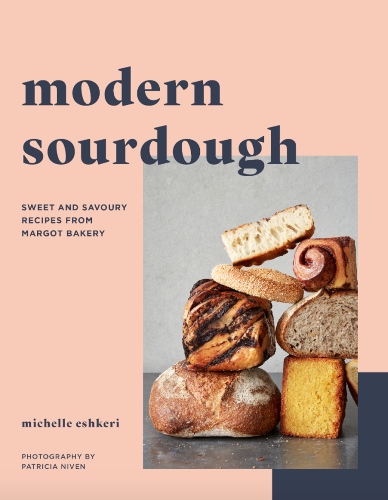 modern sourdough, new food books