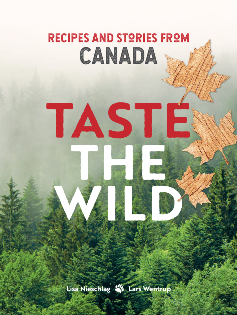 taste the wild, new food books