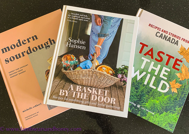new food books cookbooks
