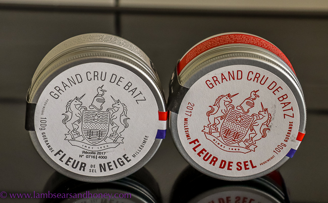 French salt, Paris food souvenirs
