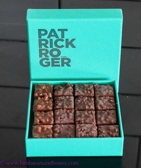 Patrick Roger chocolate, Paris food souvenir