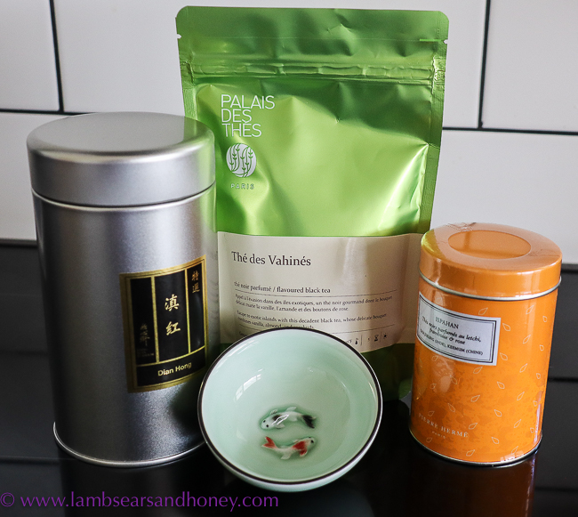 tea - Paris food souvenirs