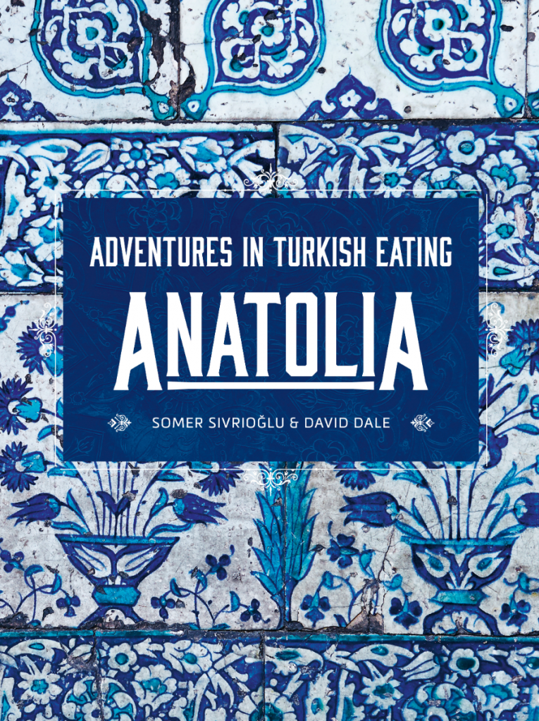new cookbooks for christmas - anatolia