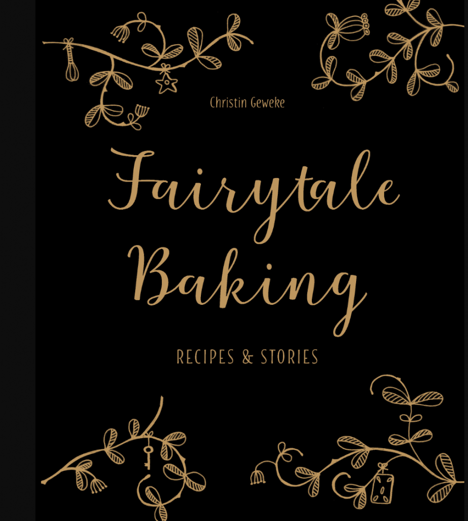 New cookbooks for Christmas, Fairytale Baking