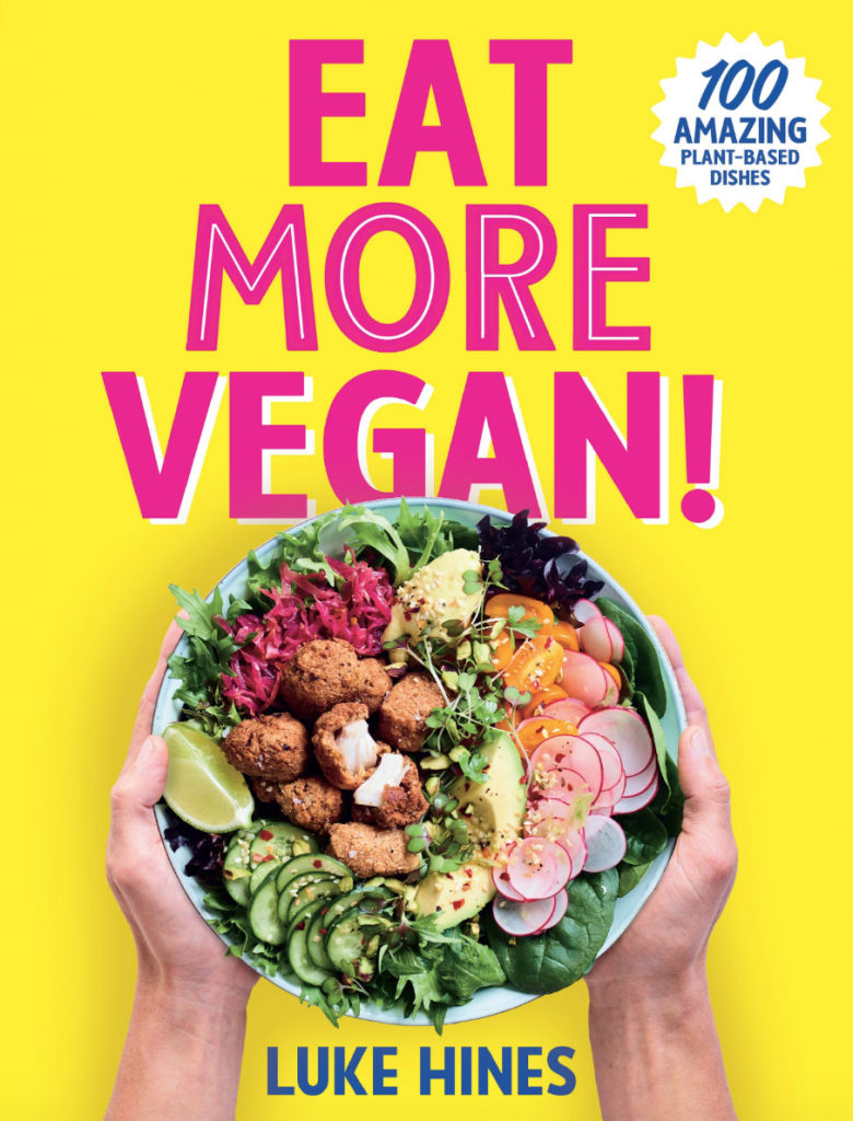 eat more vegan, new cookbooks for christmas