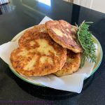 Rosemary and Haloumi Yoghurt Flatbread