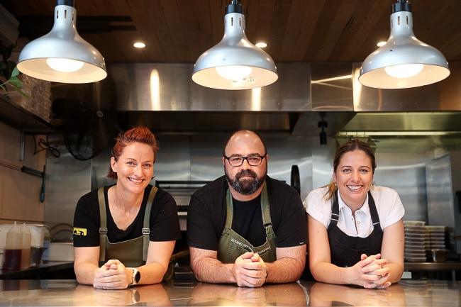 Australian pork, chefs