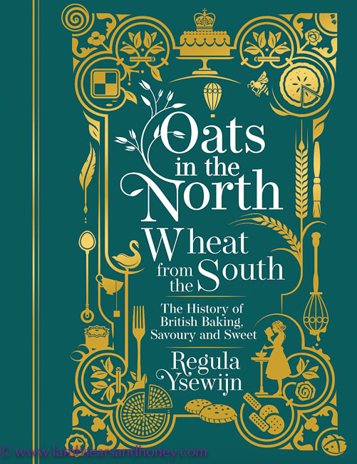 Oats in the North cookbook