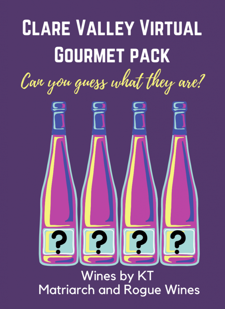 clare valley virtual gourmet pack
