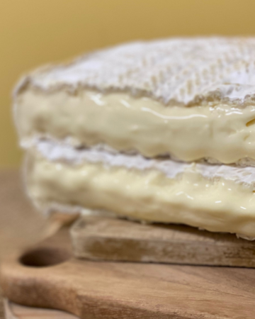 Charleston brie, food security during quarantine