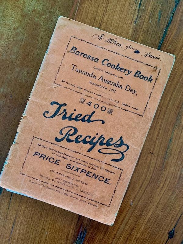 barossa cookery book