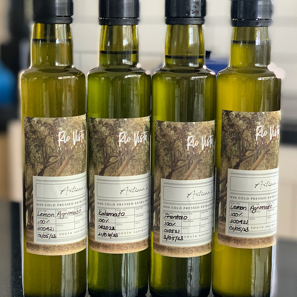new season extra virgin olive oil